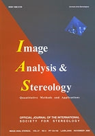 Image Analysis & Stereology cover